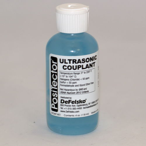DeFelsko Ultraschall-Koppelgel, 3x 120ml